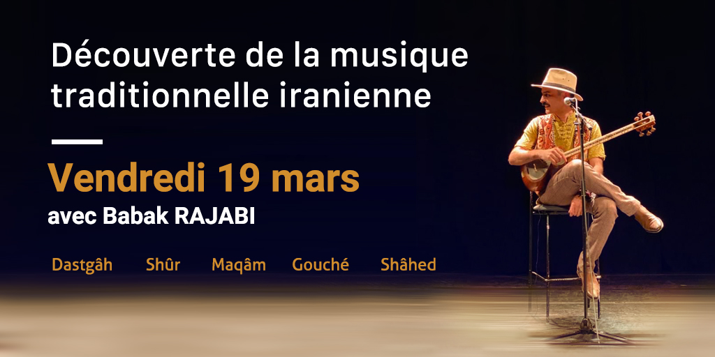concert iranien
